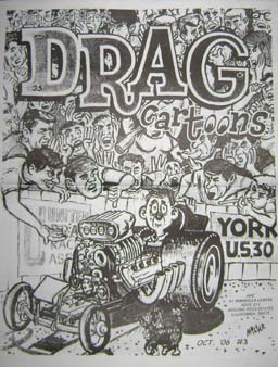 DRAGcartoons Comic Paper